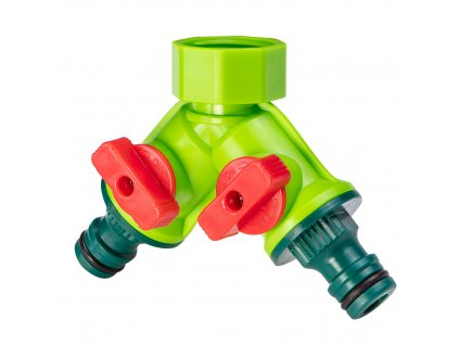 """Rozdeľovač na vodu, Y, 3/4"""" VERTO  15G760"""