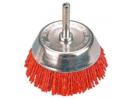 Brúsne hrncové kefy so stopkou, 65 mm VERTO  62H708