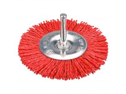 Kruhový kefa, 100 mm VERTO  62H714