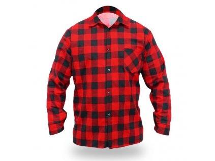 Flanelová košeľa - BH51F1-L