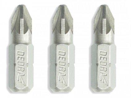 Súprava skrutkových bitov PZ - 18A07S01