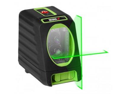 Krížový laser, zelený