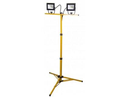 Dielenská lampa SMD LED 2x 20W
