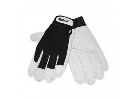 Ochranné rukavice, kat. II čierne
