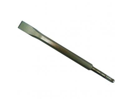 Plochý sekáč SDS+, 14x40x250 mm DEDRA