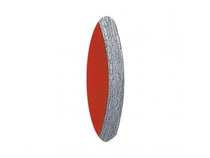 Kotúč diamantový Glaz. 125x22,2mm DEDRA