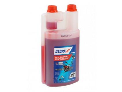 Olej pre dvojtaktné motory 1L s dávkovačom - DEGL06C