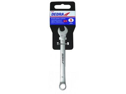 Kľúč CrV 25mm, očko-vidlicový DEDRA - 1459P