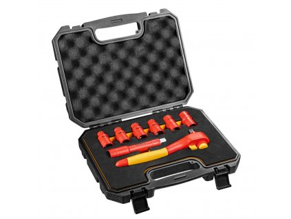 Nástrčné kľúče 1000V, 8 ks. | NEO 01-307