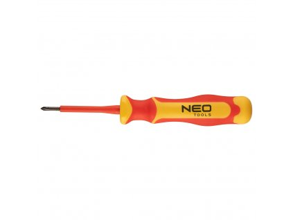 Skrutkovač PH0 x 3 x 60 mm, 1000V | NEO 04-137