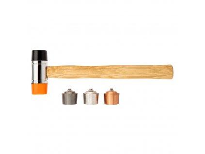 Kladivo s vymeniteľnými hrotmi 340 g/35 mm | NEO 11-635