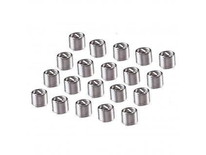 Vložky na opravu závitov M6 , 20 ks | NEO 11-906
