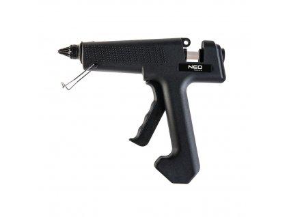 Lepiaca pištol na tavné tyčinky 11 mm, 80 W