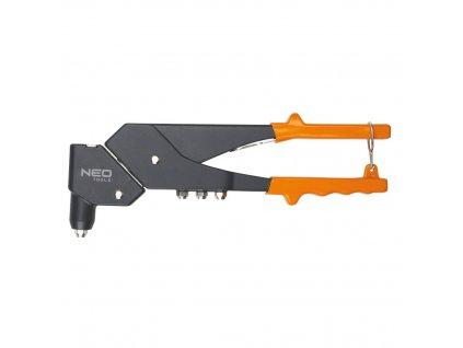 Nitovacie kliešte 2.4, 3.2, 4.0, 4.8 mm | NEO 18-102