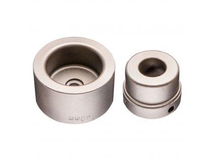 Nastavec na zváračku plastových trubiek, 40 mm   NEO 21-015
