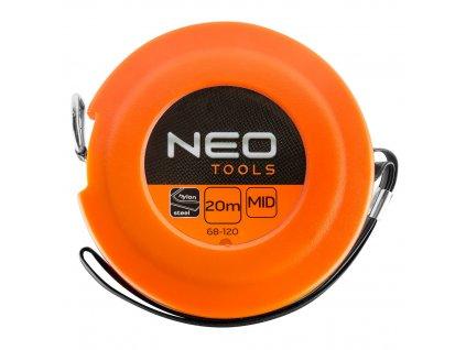 Meracie pásmo ocelové, 20 m   NEO 68-120