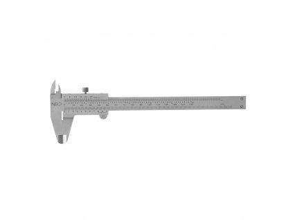 Posuvné meradlo 150 mm, stainless steel | NEO 75-000