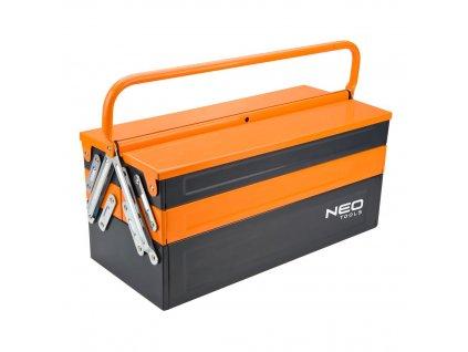 Box na náradie 450 mm, kovový | NEO 84-100