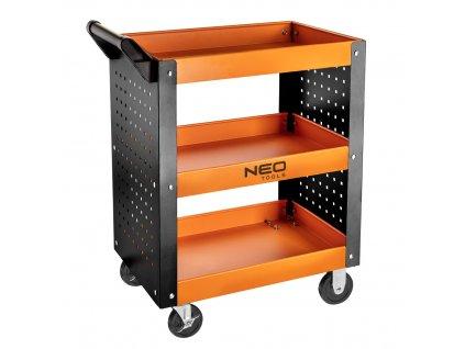 Montážny vozík 3-policový | NEO 84-229