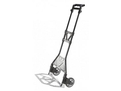Prepravný vozík, skladací, slankom, nosnosť 90 kg