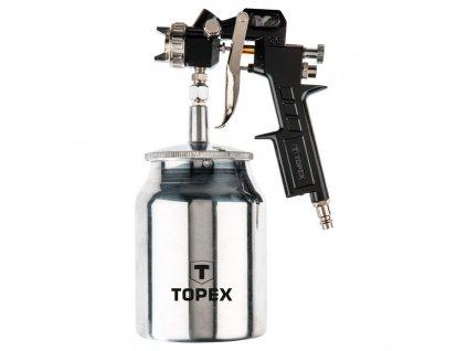Striekacia pištoľ, 1,0 l, tryska 1.5 mm   TOPEX 75M206