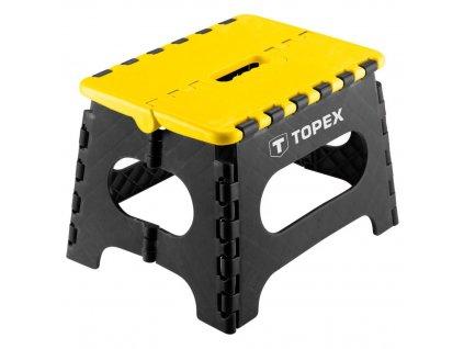 Skladacia stolička, nosnosť 150 kg | TOPEX 79R319