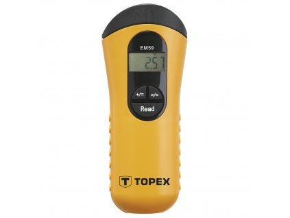 Dialkomer ultrazvukový, 0,4 - 18 m | TOPEX 31C902
