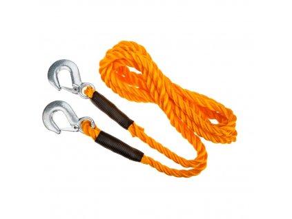 Ťažné lano splietané , 2000 kg 14 mm   TOPEX 97X269