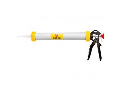 Aplikačna pištol na tuby, 600 ml | TOPEX 21B360