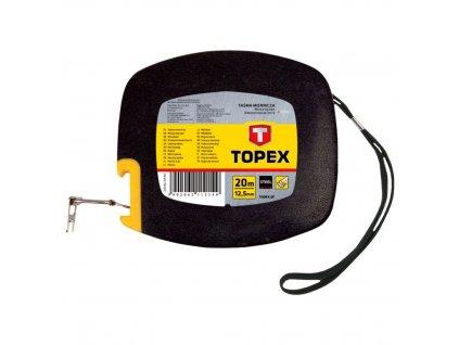 Meracie pásmo ocelové, 20 m | TOPEX 28C412