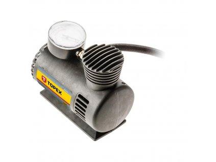 12V batérie kompresora s príslušenstvom | TOPEX 97X501