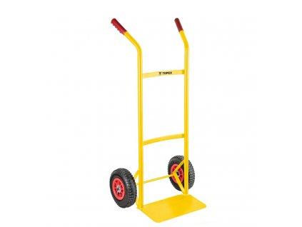TOPEX  79R305  Vozík - rudla, max. nosnosť 120 kg TOPEX  79R305  Vozík - rudla, max. nosnosť 120 kg