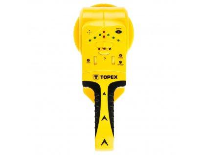 Detektor 3 v 1 pre detekciu dreva / napätie / kov   TOPEX 94W120