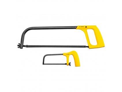 TOPEX  10A160 Píly na kov, súprava 2 ks: 150 mm a 250 - 300 mm TOPEX  10A160 Píly na kov, súprava 2 ks: 150 mm a 250 - 300 mm