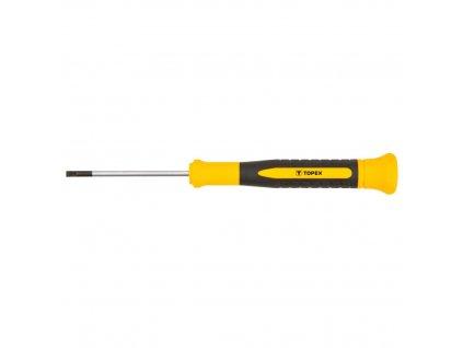 Jemný plochý skrutkovač 2,5 x 50 mm | TOPEX 39D771