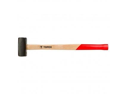 Kamenárske kladivo, 4 kg   TOPEX 02A504