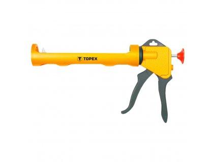 Aplikačna pištol na tuby, plast