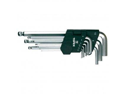 Sada IMBUS 1.5-10 mm, 9 ks   TOPEX 35D957
