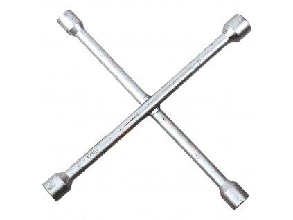 """Kľúč na kolesá krzyżak.17/19/22 mm 13/16 """"   TOPEX 37D310"""