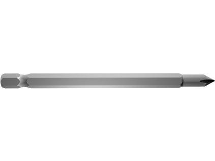 Skrutkovacia koncovka PH2 x 6,35 x 150 mm   GRAPHITE 55H996