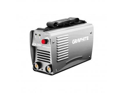 Zváračka Inventor IGBT  230V, 200A | GRAPHITE 56H813
