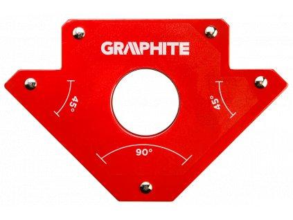 Zvárací magnetický držiak  122 x 190 x 25 mm