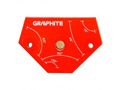 Zváracie magnetický uhol 64 x 95 x 14 mm
