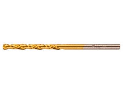 Vrtákdo kovu, HSS-TiN, 2,5 mm, 3 ks