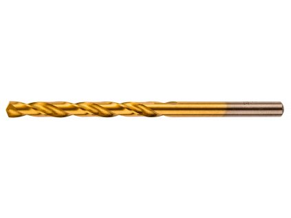 Vrták do kovu, HSS-TiN, 4,5 mm | GRAPHITE 57H128