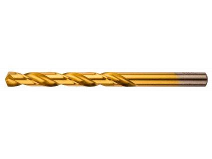 Vrták do kovu, HSS-TiN, 8,5 mm