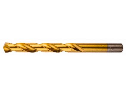 Vrták do kovu, HSS-TiN, 9,5 mm