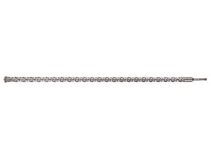Vrták do betónu, SDS Plus, 24 x 800 mm, S4, Quatro | GRAPHITE 57H494
