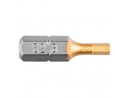 Bity,  imbus 3 x 25 mm, 2 ks   GRAPHITE 57H967