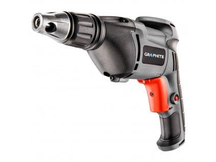 Elektrický skrutkovač 520W, otáčky 0 - 4.500 min-1, BMC | GRAPHITE 58G791